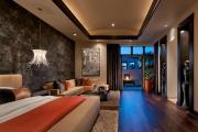 Фото 69 Гостиная и спальня в одной комнате: 120+ примеров комфортного зонирования