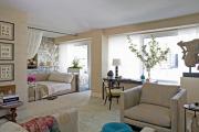 Фото 49 Гостиная и спальня в одной комнате: 120+ примеров комфортного зонирования
