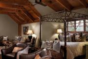 Фото 50 Гостиная и спальня в одной комнате: 120+ примеров комфортного зонирования