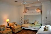 Фото 53 Гостиная и спальня в одной комнате: 120+ примеров комфортного зонирования