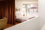 Фото 58 Гостиная и спальня в одной комнате: 120+ примеров комфортного зонирования