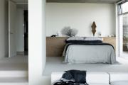 Фото 70 Гостиная и спальня в одной комнате: 120+ примеров комфортного зонирования