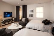 Фото 60 Гостиная и спальня в одной комнате: 120+ примеров комфортного зонирования