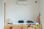 Фото 61 Гостиная и спальня в одной комнате: 120+ примеров комфортного зонирования
