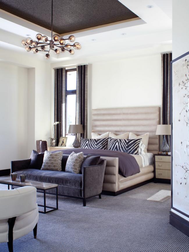 Даже небольшая комнатка может быть красивой и уютной