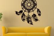 Фото 3 Графика в интерьере: 75 способов создания оригинального арт-пространства у себя дома