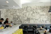 Фото 8 Графика в интерьере: 75 способов создания оригинального арт-пространства у себя дома