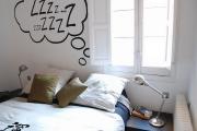 Фото 9 Графика в интерьере: 75 способов создания оригинального арт-пространства у себя дома