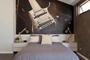 Фото 11 Графика в интерьере: 100 способов создания оригинального арт-пространства у себя дома