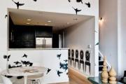 Фото 13 Графика в интерьере: 75 способов создания оригинального арт-пространства у себя дома