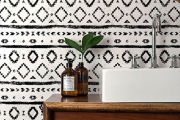 Фото 4 Графика в интерьере: 100 способов создания оригинального арт-пространства у себя дома