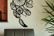 Фото 16 Графика в интерьере: 100 способов создания оригинального арт-пространства у себя дома