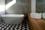 Фото 23 Графика в интерьере: 100 способов создания оригинального арт-пространства у себя дома