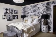 Фото 24 Графика в интерьере: 100 способов создания оригинального арт-пространства у себя дома