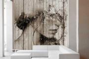 Фото 26 Графика в интерьере: 100 способов создания оригинального арт-пространства у себя дома
