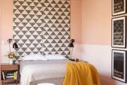 Фото 32 Графика в интерьере: 100 способов создания оригинального арт-пространства у себя дома