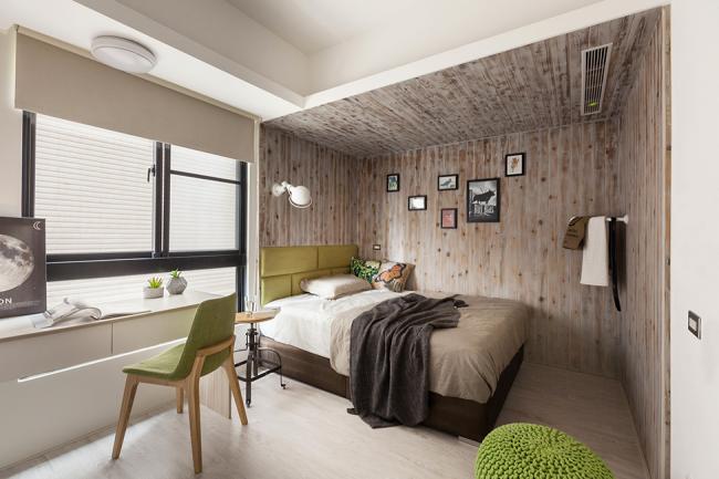 Экологичный и долговечный материал для создания неповторимого интерьера помещения