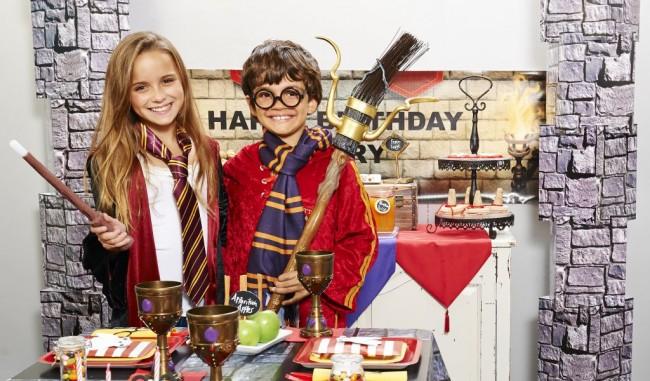 Маленькие герои легендарного бестселлера Гарри Поттер