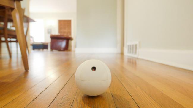Камера видеонаблюдения для дома: лучшие модели - движущаяся камера SensorSphere