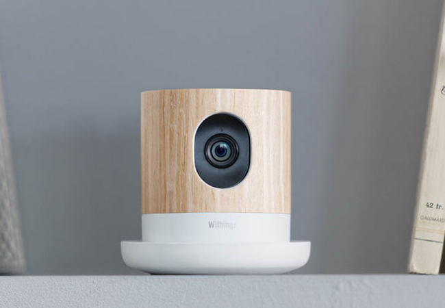 Некоторые камеры, благодаря своему дизайну, могут послужить и как элемент декора