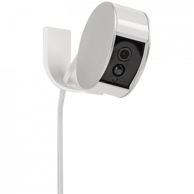 Камера BU4001 от Myfox имеет в комплекте крепление на стену