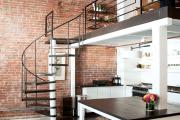 Фото 43 Лестница на второй этаж (120 фото): современные варианты оформления в частном доме