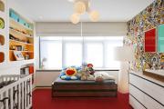 Фото 1 Люстра в детскую комнату: 90+ дизайнерских вариантов освещения для малыша