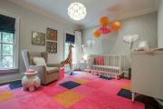Фото 19 Люстра в детскую комнату: 90+ дизайнерских вариантов освещения для малыша