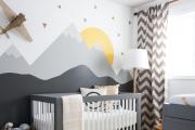 Фото 41 Люстра в детскую комнату: 90+ дизайнерских вариантов освещения для малыша
