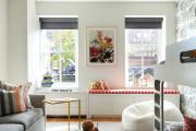 Фото 10 Люстра в детскую комнату: 90+ дизайнерских вариантов освещения для малыша