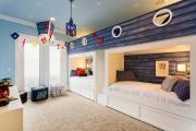 Фото 6 Люстра в детскую комнату: 90+ дизайнерских вариантов освещения для малыша