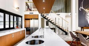 Маленькие мойки на кухню: 70 практичных вариантов, которые сэкономят пространство фото
