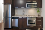 Фото 56 Маленькие мойки: размеры, советы по выбору и 80+ практичных моделей для небольшой кухни