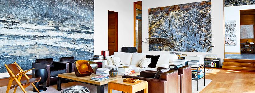 Обои-панно на стену: секреты гармоничной композиции и советы дизайнеров