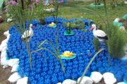 Фото 62 Поделки из пластиковых бутылок: пошаговые мастер-классы и лучшие идеи для хэндмейда (100+ фото)