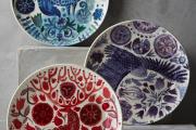 Фото 4 Пирожковые тарелки: стильное пополнение для домашнего сервиза