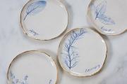 Фото 3 Пирожковые тарелки: стильное пополнение для домашнего сервиза
