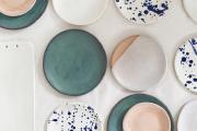 Фото 5 Пирожковые тарелки: стильное пополнение для домашнего сервиза
