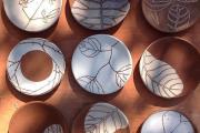 Фото 11 Пирожковые тарелки: стильное пополнение для домашнего сервиза
