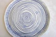 Фото 13 Пирожковые тарелки: стильное пополнение для домашнего сервиза