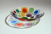 Фото 15 Пирожковые тарелки: стильное пополнение для домашнего сервиза
