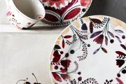Фото 16 Пирожковые тарелки: стильное пополнение для домашнего сервиза