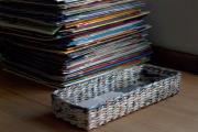 Фото 46 Плетение корзин из газетных трубочек: мастер-классы и советы для рукодельниц