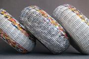 Фото 42 Плетение корзин из газетных трубочек: мастер-классы и советы для рукодельниц