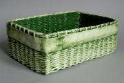 Фото 49 Плетение корзин из газетных трубочек: мастер-классы и советы для рукодельниц