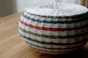 Фото 52 Плетение корзин из газетных трубочек: мастер-классы и советы для рукодельниц