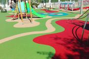 Фото 10 Покрытие для детских площадок из резиновой крошки: безопасность прежде всего