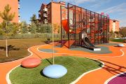 Фото 18 Покрытие для детских площадок из резиновой крошки: безопасность прежде всего
