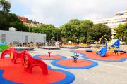 Фото 34 Покрытие для детских площадок из резиновой крошки: безопасность прежде всего