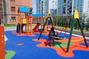 Фото 28 Покрытие для детских площадок из резиновой крошки: безопасность прежде всего